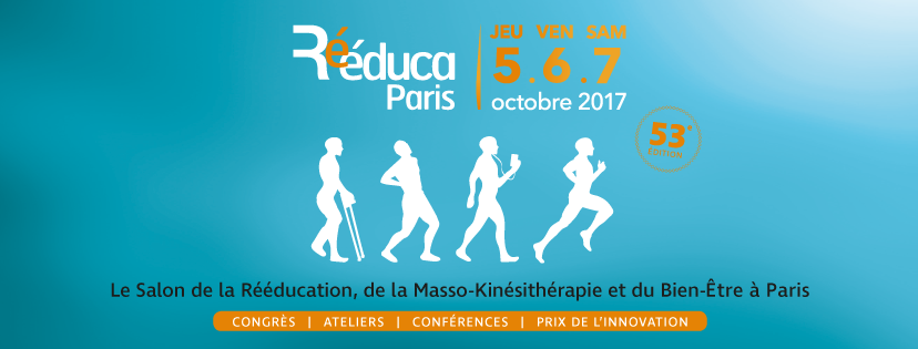 Salon Rééduca Paris 2017