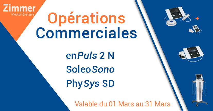 offres commerciales zimmer