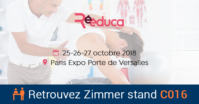 salon Rééduca Paris 2018