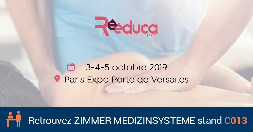 Salon Réeduca 2019 à Paris